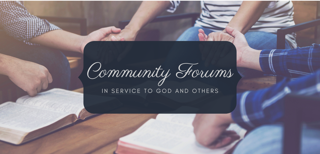 In service to God and others… By Chairman of the Board, Greg Vigil