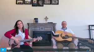 April 10, Chapel: Worshiping Together Virtually!