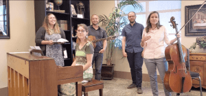 May 8 Chapel: Our Last Virtual Chapel!