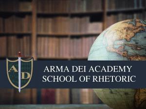 School of Rhetoric