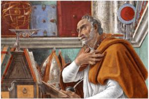 Saint Augustine: Rhetoric Student (and Teacher) By Aaron Denlinger