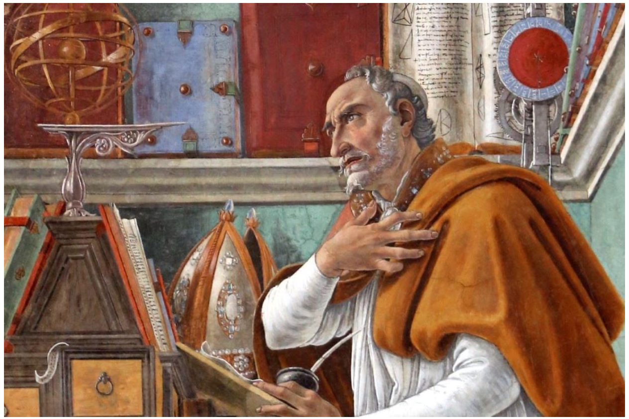 Read more about the article Saint Augustine: Rhetoric Student (and Teacher) By Aaron Denlinger