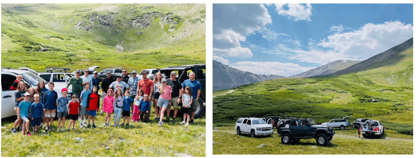 Read more about the article Dads 4 Wheel Excursion