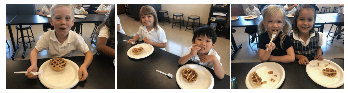 Read more about the article Kindergarten Enrichment Apple Pie Activity