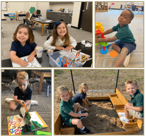 Read more about the article Preschool Begins!