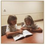 First & Third Grade Book Buddies